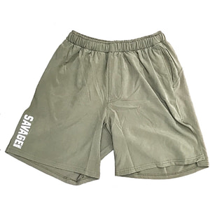 Shorts Savage Barbell Competition Army