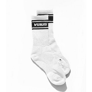 Meias VIRUS UCO77 White