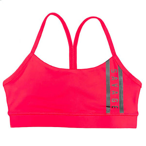 Sport Bra Viper Red - Savage Barbell