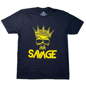 Men T-shirt The King – Savage Barbell