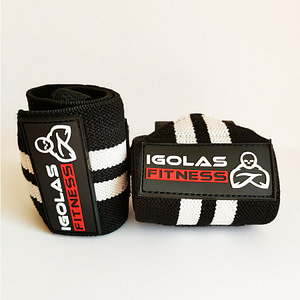 IGolas Wrist Wraps Black