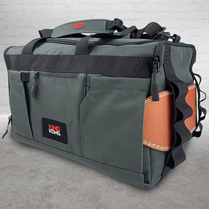 Core35 Duffel Charcoal - King Kong