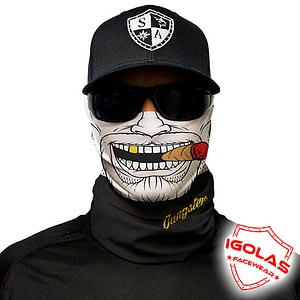 Máscara FaceShield Gangster