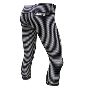 Capri Leggings Savage Barbell Jailhouse
