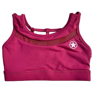 Soutien Desportivo Savage Barbell 5 Strap Deep Raspberry
