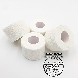 IGolas Grip Tape - 3x Pack White