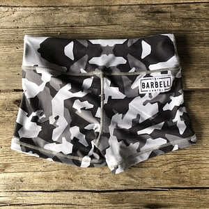 Comp Short 2.0 - Urban Camo - The Barbell Cartel