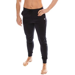 Women Rest Day Joggers Black - Born Primitive