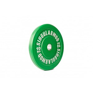 Discos Training Coloridos - Singular WOD
