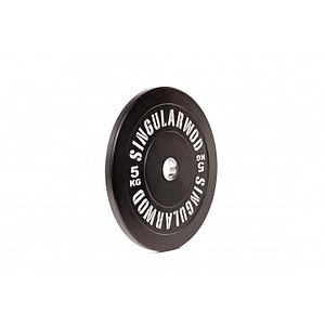 Discos Training Pretos - Singular WOD