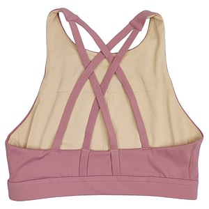 Sports Bra 4 Strap High Chest Blossom - Savage Barbell