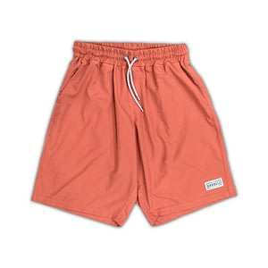 The Barbell Cartel Freestyle Shorts Barn Red