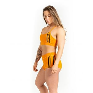 Sports Bra Viper Orange - Savage Barbell