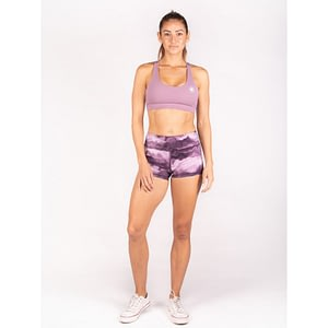 Booty Shorts Purple Hippie - Savage Barbell