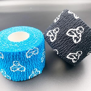 IGolas Grip Tape - 4x Pack Black&Blue