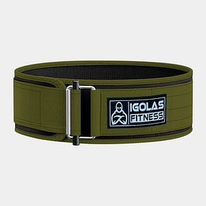 Cinto Weightlifting IGolas - Green