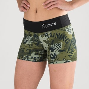 Calções Booty LC Jungle Hero – Titan Box Wear