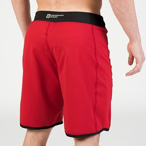 Calções Endurance Core Red – Titan Box Wear