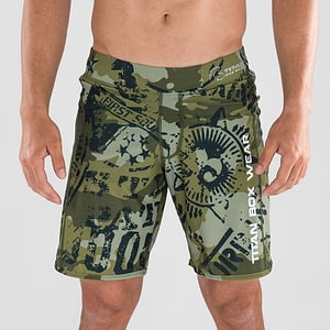 Calções Endurance Jungle Hero – Titan Box Wear
