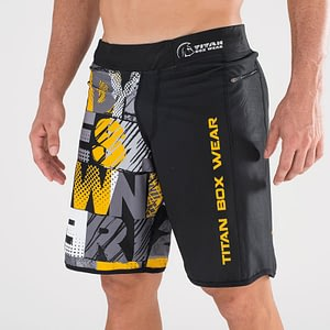 Calções Endurance Work Harder – Titan Box Wear