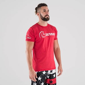 T-shirt Kb Anatomy Red – Titan Box Wear