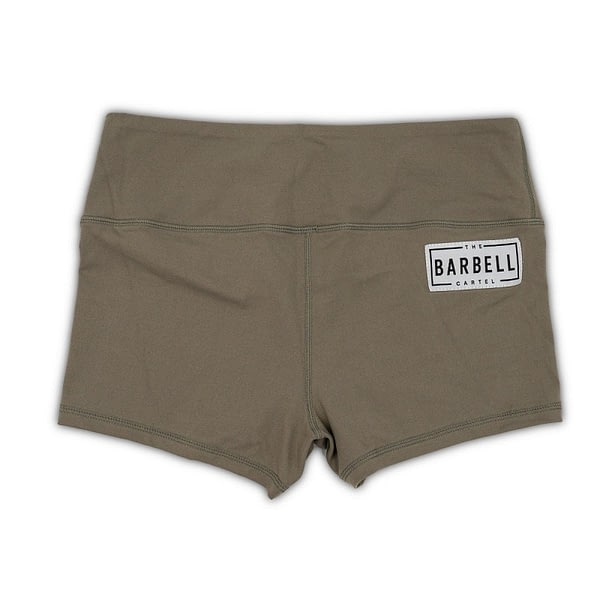 Comp Short 2.0 - Earth - The Barbell Cartell