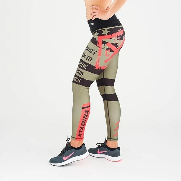 Leggings Tights Just Breathe – Titan Box Wear